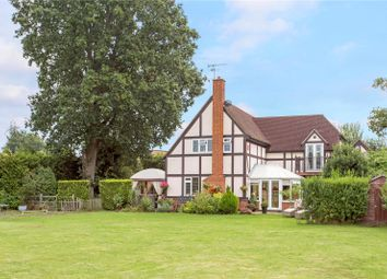 Thumbnail 4 bed detached house for sale in West Hall, Parvis Road, West Byfleet, Surrey