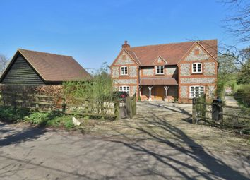 Thumbnail 5 bed country house for sale in Lockeridge, Marlborough