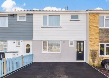 Thumbnail 3 bed terraced house for sale in Elizabeth Carter Avenue, Deal, Kent