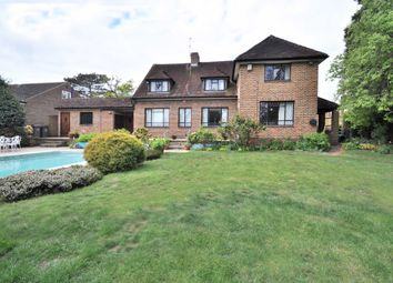 Thumbnail 5 bed detached house for sale in Blackbrook Lane, Bromley, Kent