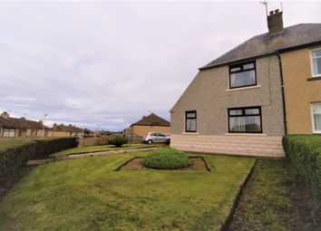 Thumbnail 3 bed semi-detached house for sale in Linn Crescent, Buckie