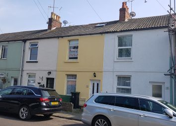 Thumbnail 2 bed terraced house for sale in Weston Road, Weymouth