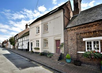 Thumbnail 2 bed terraced house for sale in St Marys Street, High Town, Bridgnorth