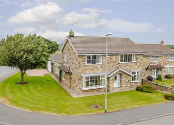 Thumbnail 4 bed detached house for sale in Princess Mead, Goldsborough, North Yorkshire