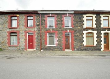 Thumbnail 3 bed terraced house for sale in Church Terrace, Ynyshir, Porth
