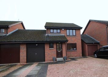 Thumbnail 3 bed link-detached house for sale in Loom Road, Kirkcaldy