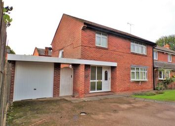 Thumbnail 4 bed detached house for sale in Crete Avenue, Wigston, Leicestershire