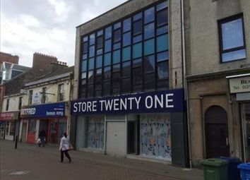 Thumbnail Retail premises to let in 102-106 Dockhead Street, Saltcoats