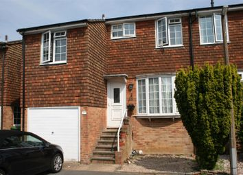 Thumbnail 4 bed semi-detached house for sale in Quebec Close, Bexhill-On-Sea