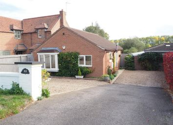 Thumbnail 2 bed detached bungalow for sale in Newark Road, Coddington, Newark
