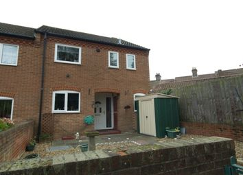 Thumbnail 3 bed semi-detached house for sale in Lawson Road, North City, Norwich