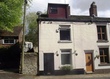 Thumbnail 3 bed end terrace house for sale in Mottram Old Road, Gee Cross, Hyde, Cheshire