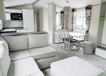 Thumbnail 2 bed mobile/park home for sale in Slackhead Road, Hale, Milnthorpe