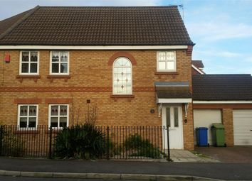Thumbnail 3 bed semi-detached house to rent in Buckingham Court, Harworth, Doncaster