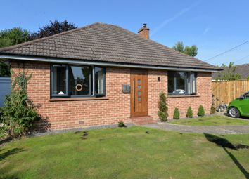Thumbnail 2 bed detached bungalow for sale in Hobart Road, New Milton