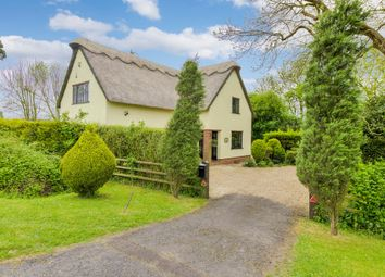 Thumbnail 4 bed cottage for sale in Ely Road, Witchford, Ely