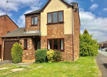 Thumbnail 3 bed detached house to rent in Chetwynd Park, Cannock