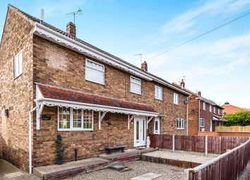 Thumbnail 3 bed semi-detached house for sale in Rydal Road, Carcroft, Doncaster