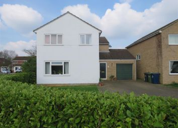 Thumbnail 4 bedroom detached house for sale in Greenfields, Earith, Huntingdon