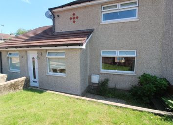 Thumbnail 4 bed semi-detached house for sale in Victoria Crescent, Airdrie, North Lanarkshire