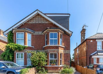 Thumbnail 4 bed semi-detached house for sale in Osborne Road, Egham