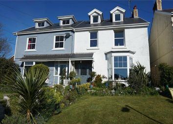Thumbnail 4 bed semi-detached house for sale in Slade Road, Newton, Swansea