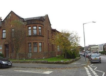 Thumbnail 2 bed flat to rent in Burns Avenue, Kilmarnock
