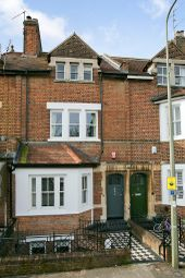 Thumbnail 4 bedroom terraced house for sale in Kingston Road, Oxford