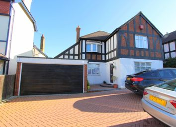 Thumbnail 5 bed detached house for sale in Clarence Road, Wallington