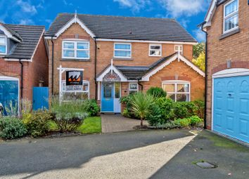 Thumbnail 4 bed detached house for sale in Bealeys Close, Bloxwich, Walsall