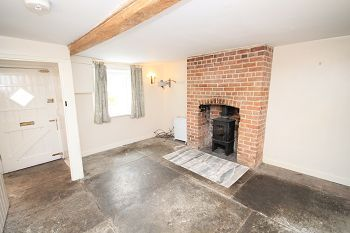 Thumbnail 2 bedroom terraced house to rent in High Street, Sutton Veny, Warminster, Wiltshire