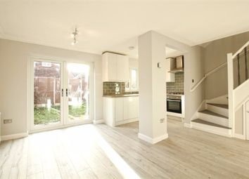 Thumbnail 2 bed terraced house to rent in Fulmer Road, London