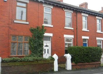 Thumbnail 2 bed terraced house to rent in Preston Old Road, Blackpool