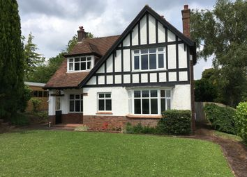 Thumbnail 3 bed detached house to rent in Perridge Close, Exeter