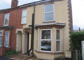 Thumbnail 2 bed terraced house to rent in Vernon Street, Lincoln