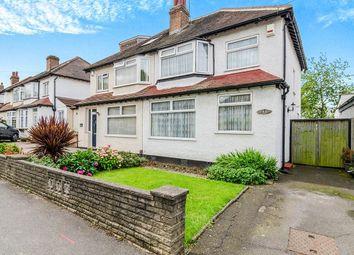 Thumbnail 3 bed semi-detached house for sale in Leechcroft Road, Wallington