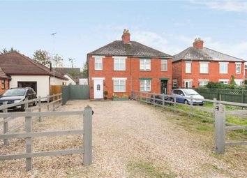 Thumbnail 3 bed semi-detached house for sale in Marlborough Road, Royal Wootton Bassett, Swindon