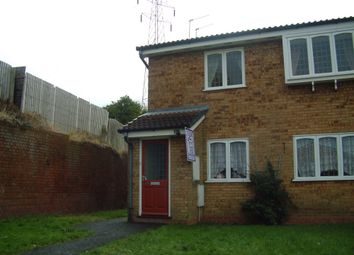 Thumbnail 2 bedroom duplex to rent in Roach Close, Brierley Hill