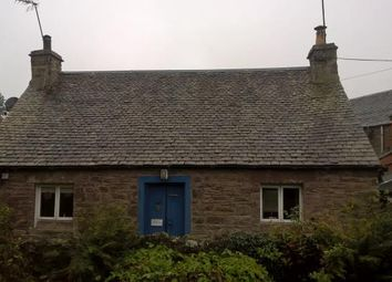 Thumbnail 1 bedroom cottage to rent in Willoughby Street, Muthill, Crieff
