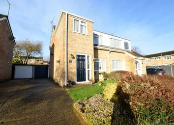 Thumbnail 3 bed semi-detached house for sale in Chalfont Close, Hemel Hempstead