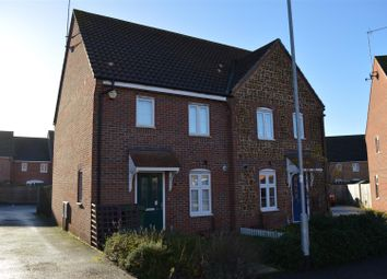 Thumbnail 3 bed semi-detached house for sale in Anthony Nolan Road, King's Lynn