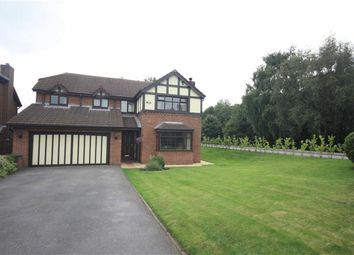 Thumbnail 4 bedroom detached house for sale in Eden Vale, Worsley, Manchester