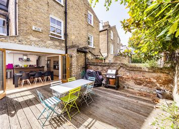Thumbnail 4 bed terraced house to rent in Bishops Road, London