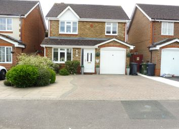 Thumbnail 4 bedroom detached house for sale in Dairyglen Avenue, Cheshunt, Waltham Cross