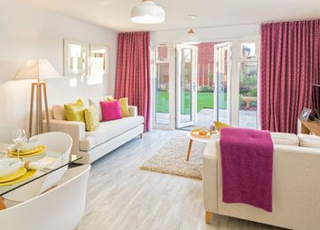 "Thumbnail 2 bed end terrace house for sale in ""Amethyst"" at Louisburg Avenue, Bordon"