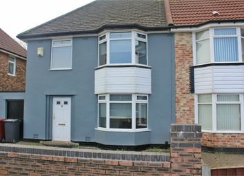 Thumbnail 3 bed end terrace house for sale in Knowsley Lane, Liverpool, Merseyside