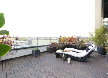 Thumbnail 2 bed flat for sale in Kennet House, 8 Enterprise Way, Wandsworth, London