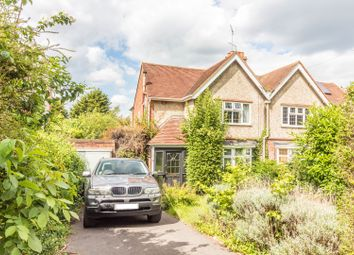 Thumbnail 3 bed semi-detached house for sale in Allcroft Road, Reading
