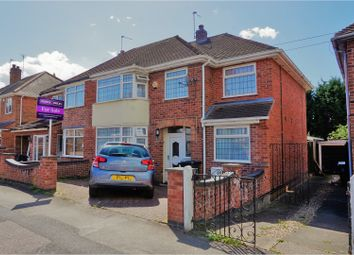 Thumbnail 4 bed semi-detached house for sale in Parkstone Road, Off Scraptoft Lane