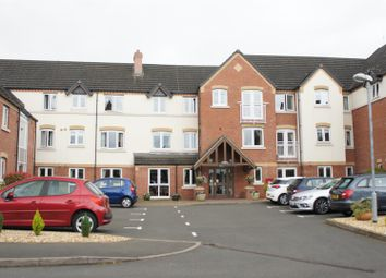 Thumbnail 1 bedroom flat for sale in Petifor Court, Anstey, Leicester